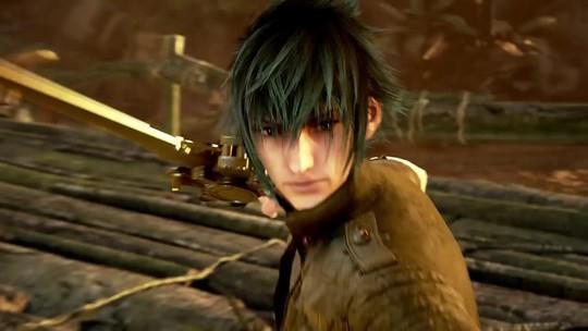 'Tekken 7' e 'Final Fantasy XV'? Noctis será novo personagem do game de luta