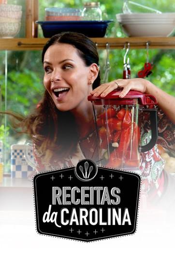 Receitas da Carolina
