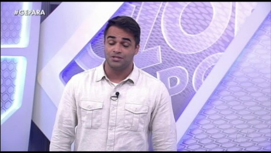 Assista ao Globo Esporte Pará deste sábado, dia 7, na íntegra