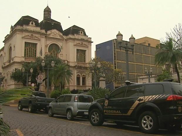 Denúncias anônimas foram ponto de partida para a Operação Sevandija em Ribeirão Preto (Foto: Reprodução/EPTV)