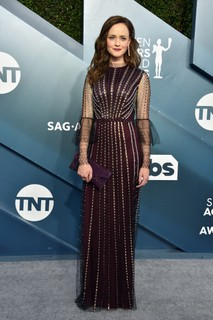 Alexis Bledel, de Temperley London
