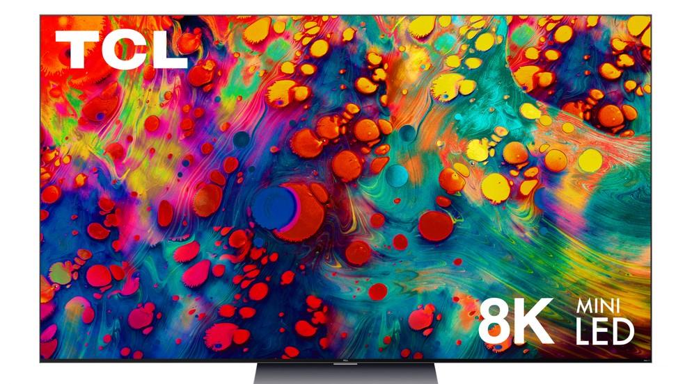TCL anunciou 3ª geração da tecnologia Mini LED. Promessa da fabricante é de televisor mais fino. — Foto: Divulgação/TCL