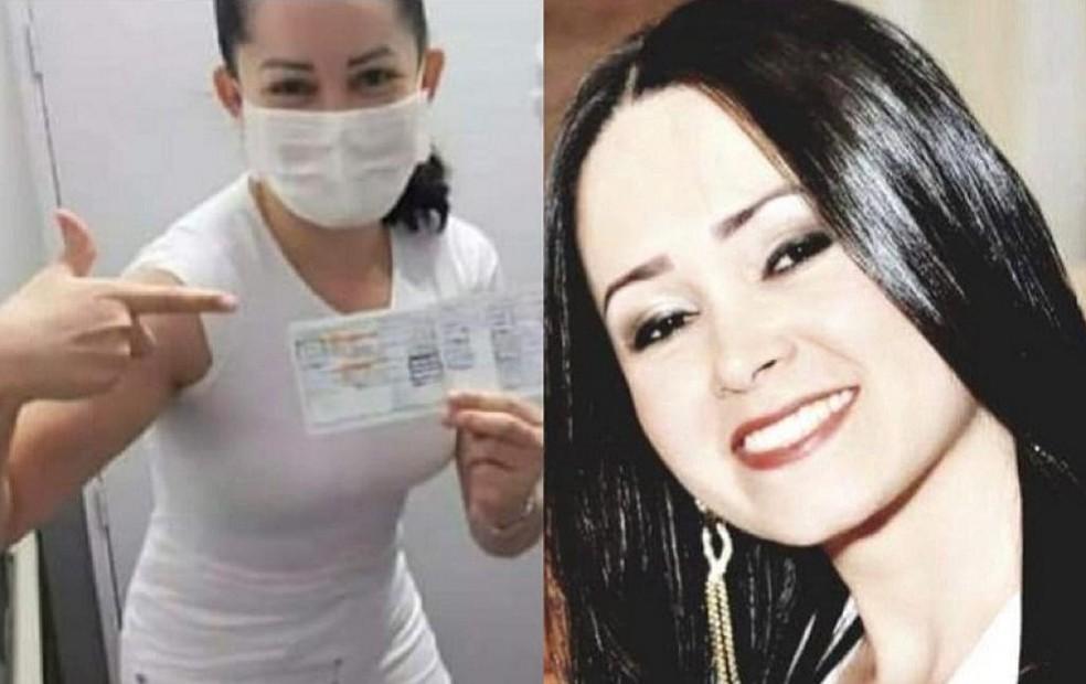 Enfermeira foi sequestrada, torturada e morta em Minas Gerais — Foto: Redes Sociais