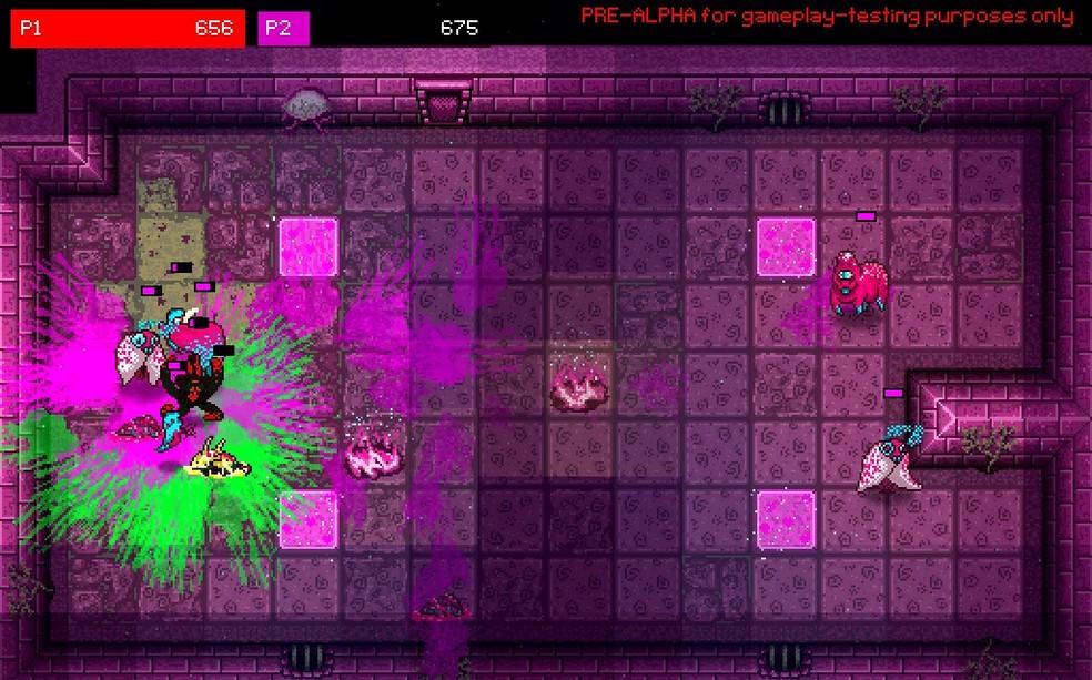 Game Power of Love, da RatKing — Foto: Reprodução