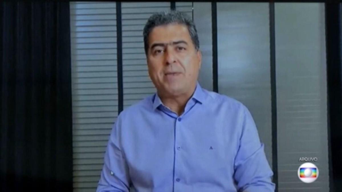 Justiça de MT afasta prefeito de Cuiabá do cargo