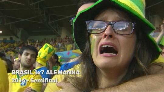 """""""Às de Copas"""": veja as maiores goleadas da história da Copa do Mundo"""