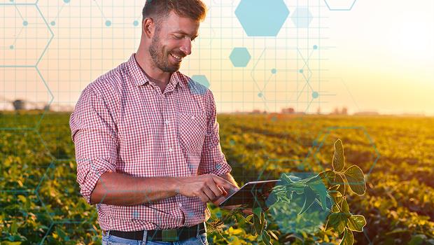 Resultado de imagem para Agricultura 4.0 conciliará desenvolvimento com meio ambiente