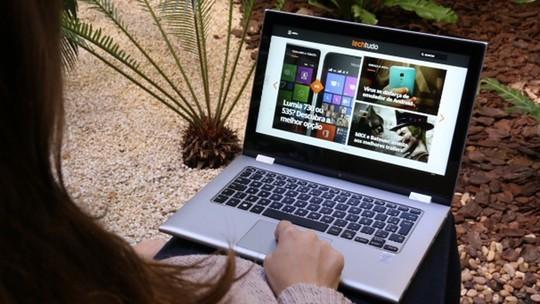 Foto: (Sinais no notebook podem indicar que é hora de investir em um novo (Foto: Raíssa Delphim/TechTudo))