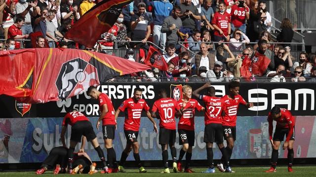 Rennes teve atuação precisa para vencer o PSG