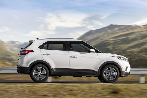 Hyundai Creta 2020 Prestige (Foto: Divulgação)