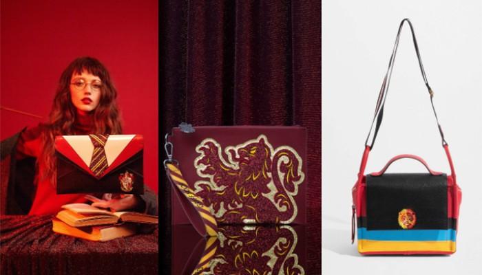 A marca lançou bolsas especiais para os fãs da Grifinória  (Foto: Divulgação/Danielle Nicole)