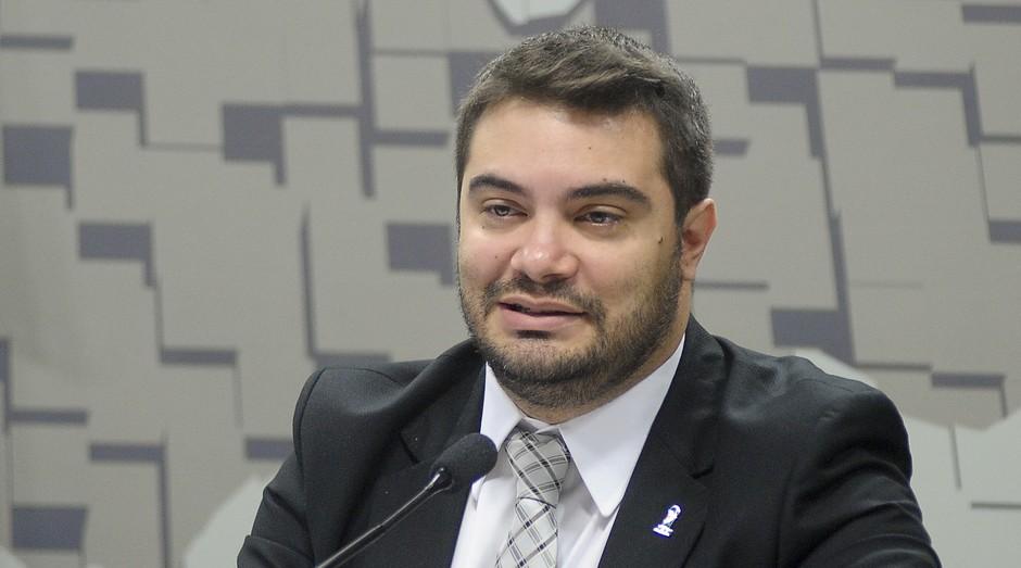 Luiz Augusto de Souza Ferreira foi exonerado (Foto: Pedro França/Agência Senado)