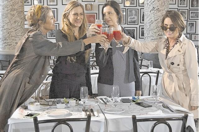 Cena de 'Confissões de mulheres de 50' (Foto: Divulgação)