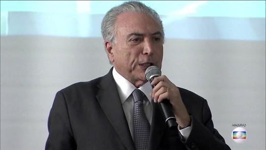 Ex-presidente Temer, do MDB, foi denunciado mais uma vez pelo Ministério Público Federal