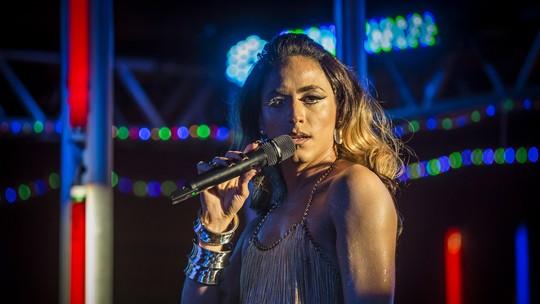 Show da Shakira do Sertão: veja fotos exclusivas dos bastidores de 'Onde Nascem os Fortes'