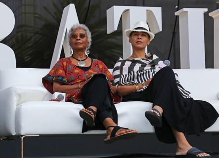 Alice Walker e Rebecca Walker