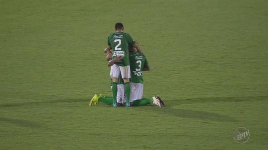 E se fosse no Cartola FC? Fumagalli mitaria com atuação épica no Brinco