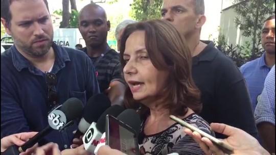 Carro da deputada Martha Rocha é alvo de tiros na Zona Norte do Rio