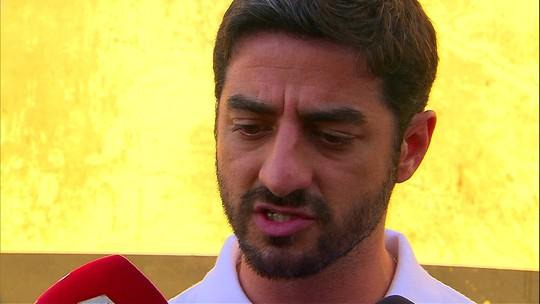 Caso Scarpa: Palmeiras envia ofício à CBF, dá suporte à defesa e aguarda desfecho
