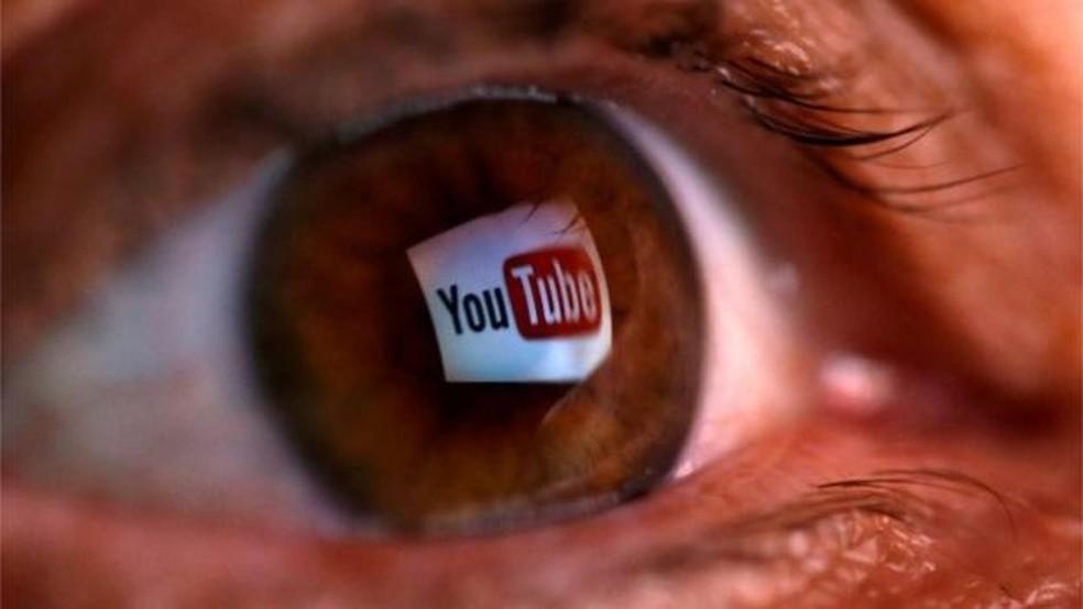 O YouTube planeja mudar seu sistema de recomendação — Foto: Reuters