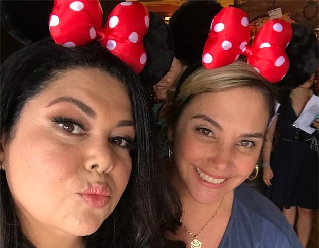 Fabiana Karla e Heloísa Perissé (Foto: Reprodução/Instagram)