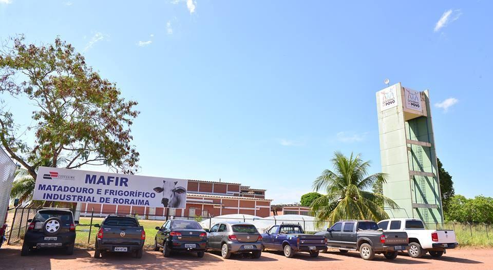 Governo de RR decide que fiscalização do Mafir será de competência estadual após 4ª interdição federal