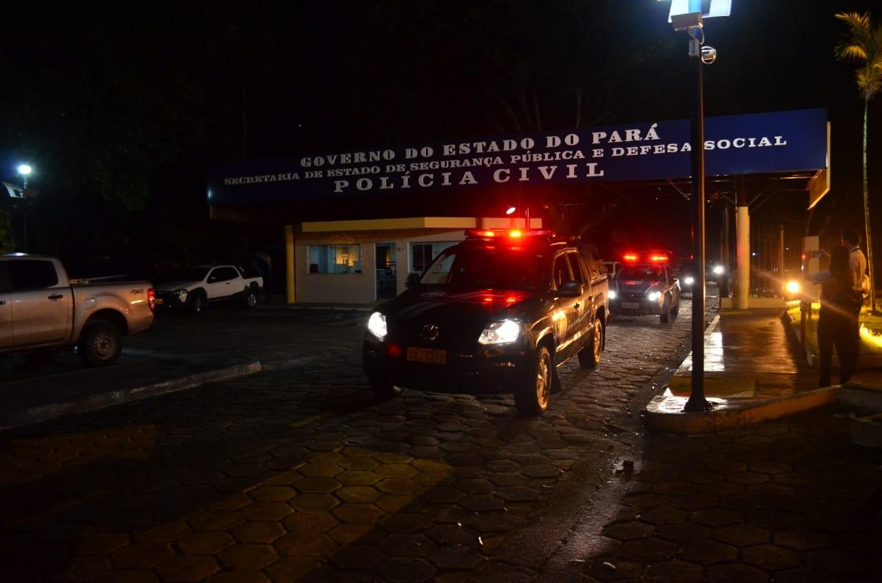 Operação prende PMs integrantes de grupos criminosos na região metropolitana de Belém - Noticias
