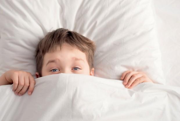 xixi na cama (Foto: Reprodução)