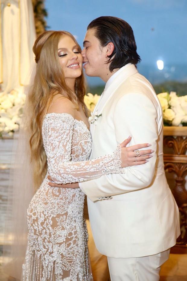 Casamento de Whinderson Nunes com Luísa Sonza (Foto: Manuela Scarpa/Brazil News)