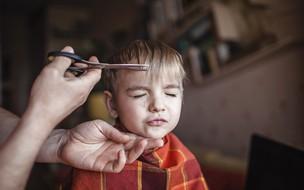 7 erros que os pais cometem com os cabelos dos filhos