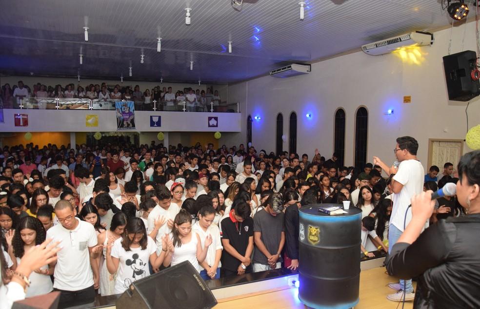 Evento é realizado há 7 anos — Foto: Isabela Pimentel/IEQ