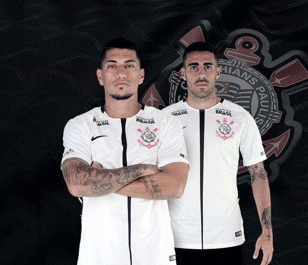 Montagem de Ralf e Gabriel: Corinthians volta a ter disputa no meio-campo (Foto: Infoesporte)