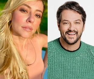 Paolla Oliveira e Marcelo Serrado | Reprodução Instagram