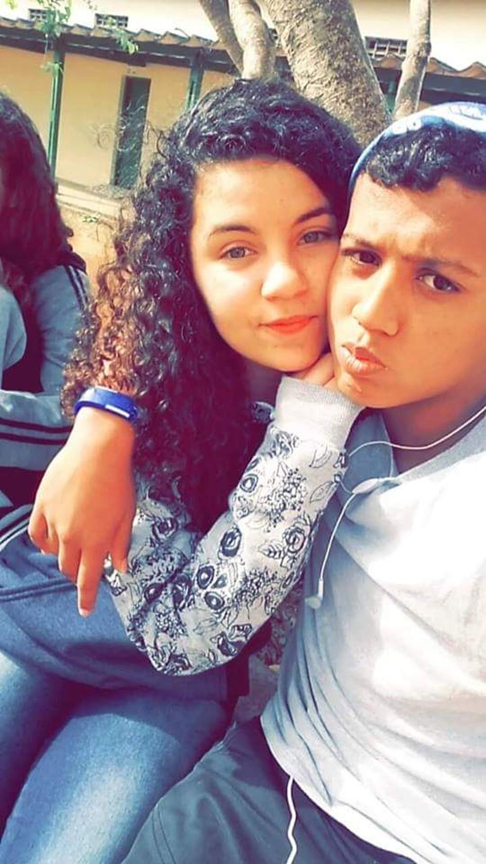 Segundo a família, Douglas voltou para a Escola Raul Brasil, em Suzano, durante ataque em busca da namorada — Foto: Arquivo Pessoal