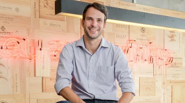 Ari Gorenstein, cofundador da Evino; câmbio e safra ruim atrapalharam a empresa, segundo ele (Foto: Divulgação)