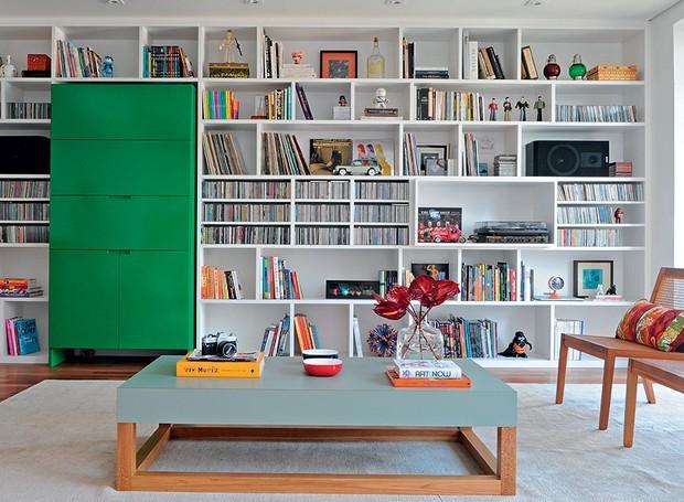 decoração-de-sala (Foto: Codo Meletti e Marcelo Magnani/Editora Globo)