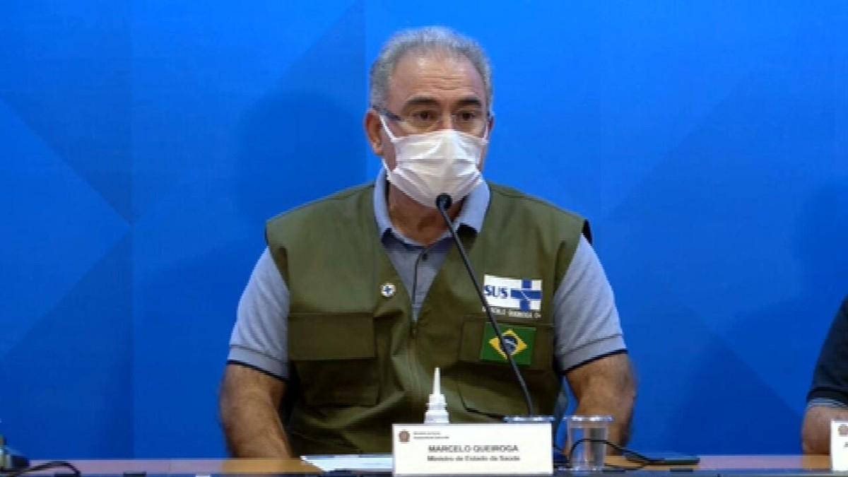 Ministério da Saúde anuncia que 3 milhões de doses da Janssen vão chegar ao Brasil nesta terça (15)
