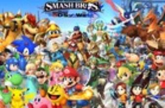 Super Smash Bros. Wii U Edition