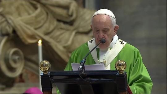 Papa faz novo apelo para que países aceitem migrantes