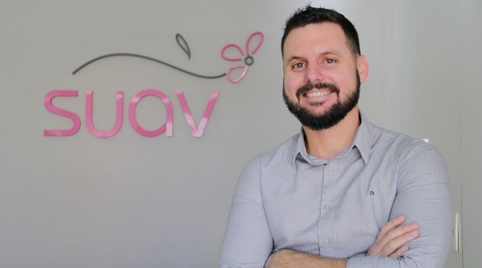 empresário, diogo cordeiro oliveira, suav (Foto: Divulgação)