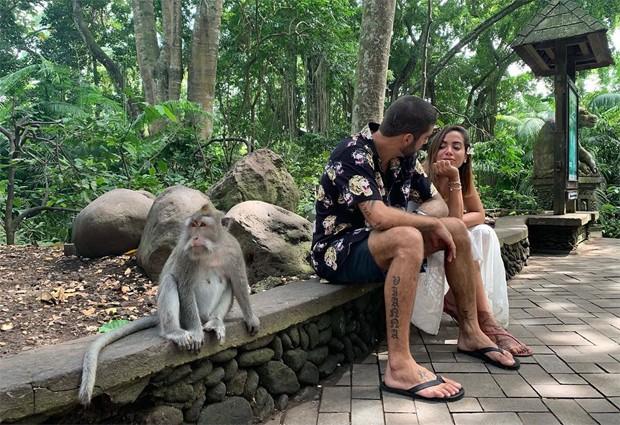 Anitta e Pedro Scooby (Foto: Reprodução / Instagram)