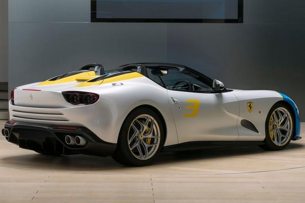 Ferrari SP3JC (Foto: Divulgação/Ferrari)