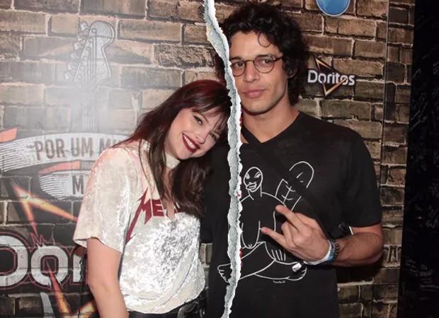 Agatha Moreira e Pedro Lamin (Foto: Sérgio Gallo/Editora Globo)