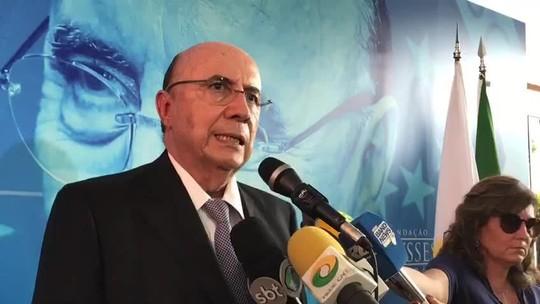 Meirelles se filia ao MDB, partido do presidente Michel Temer