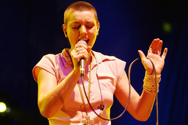 A cantora Sinead O'Connor (Foto: Getty Images)