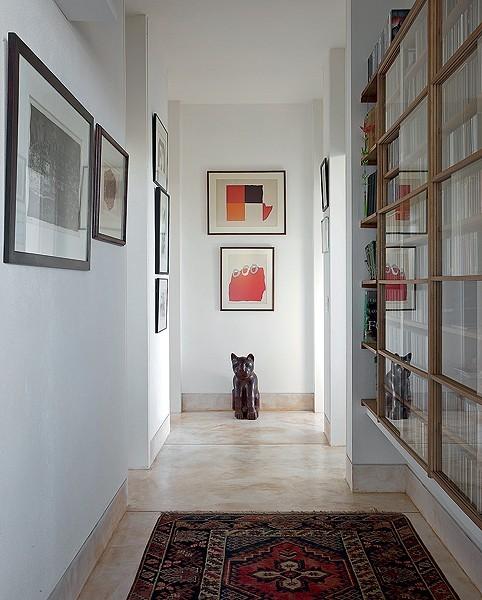 decoração-de-corredor (Foto: Jomar Bragança/Editora Globo)