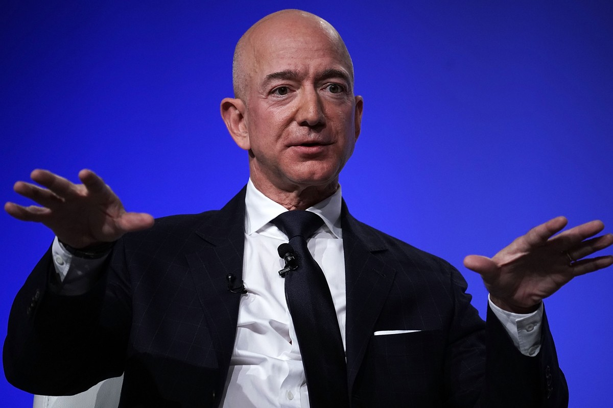 Jeff Bezos, CEO da Amazon (Foto: Getty Images)