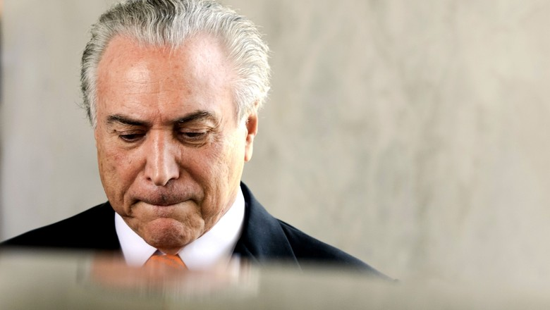 michel-temer-vice-presidente-impeachment-pmdb (Foto: Fotos Públicas)