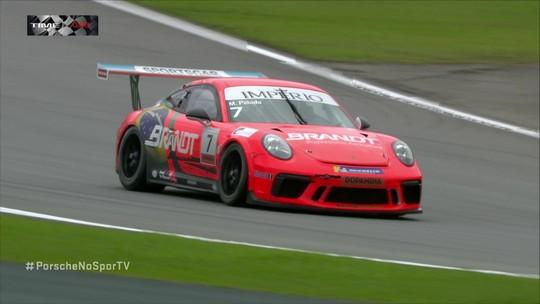 Assista às íntegras das corridas da Porsche Cup Brasil em Interlagos