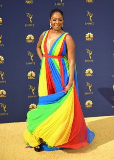 Tiffany Haddish, de Prabal Gurung